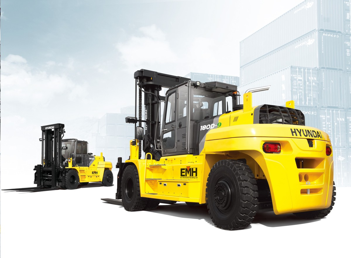 Hyundai appoints new material handling equipment dealer in Scotland