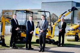 Jewson places £8 million order for 500 JCB machines