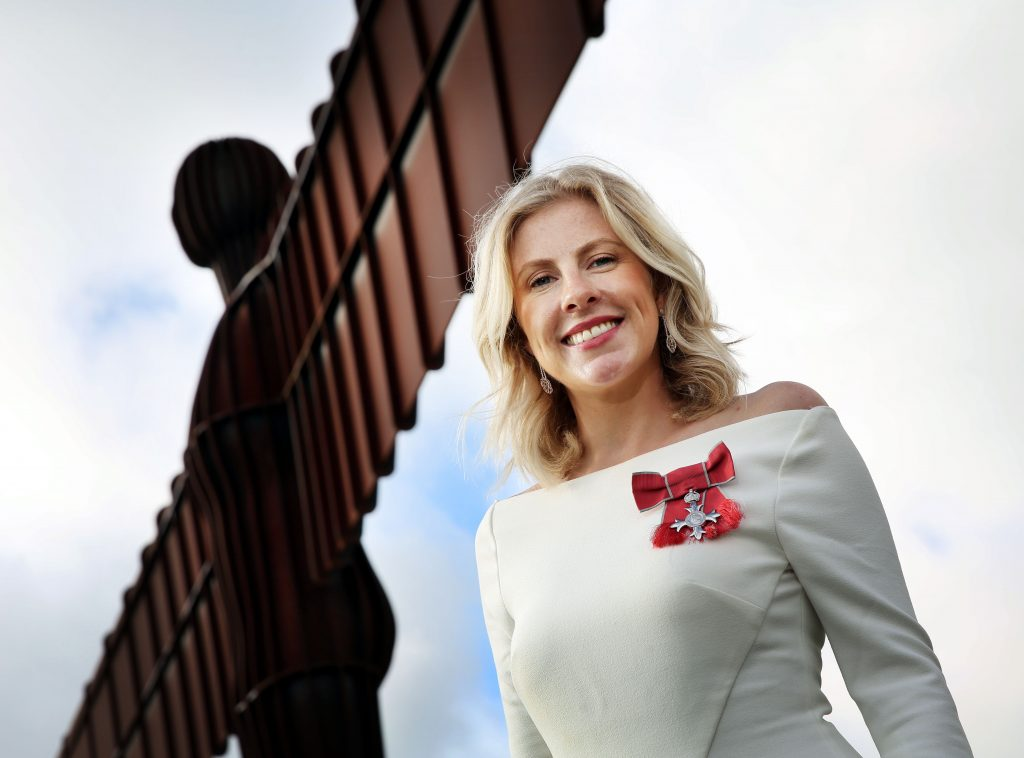 """Gate 7 Managing Director Kate Wickham MBE said """"Exporting is the life blood of Gate 7"""""""