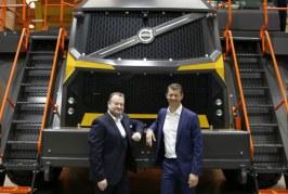 Volvo Construction launches new rigid hauler range