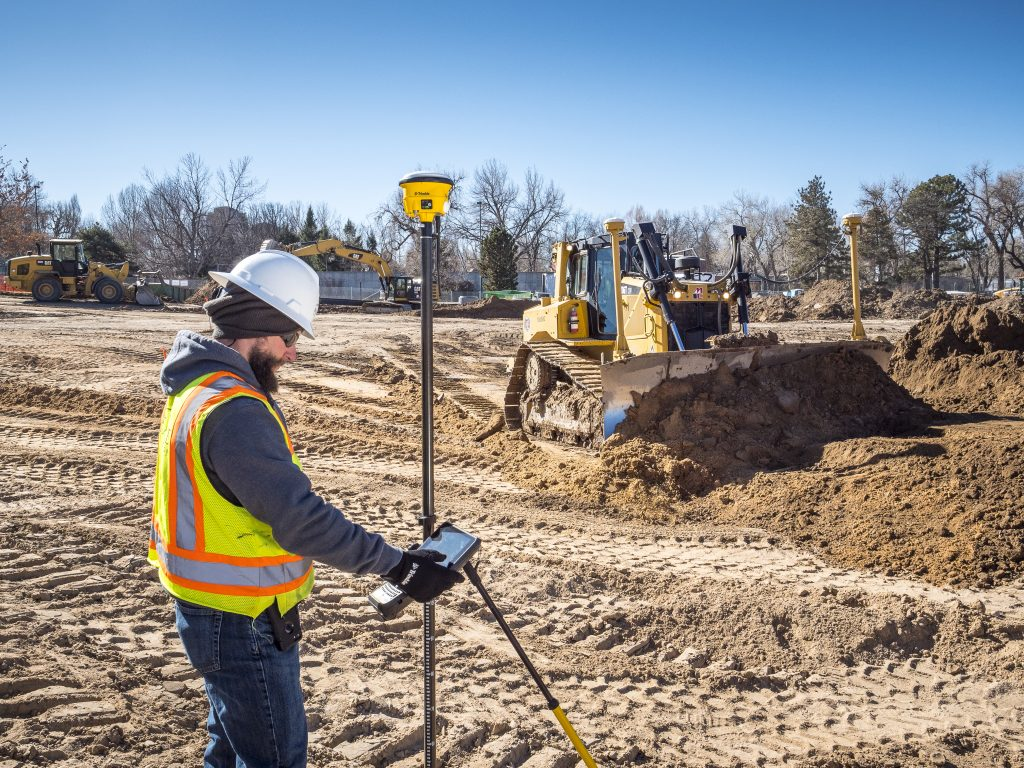 Trimble has launched the Trimble® TSC7 Controller, a new field solution for land and civil construction surveyors. The TSC7, combined with specialized software, defines the next generation of data collection and computing for mobile workers.