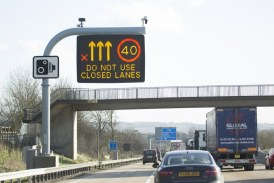 Highways England offers specialist motorway training for commercial drivers