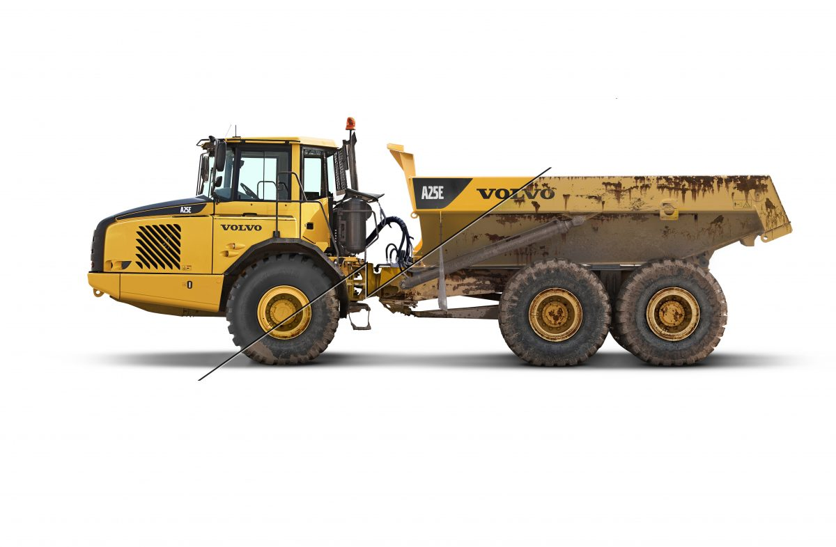 Volvo gives their machines a new lease of life with the Certified Rebuild Program