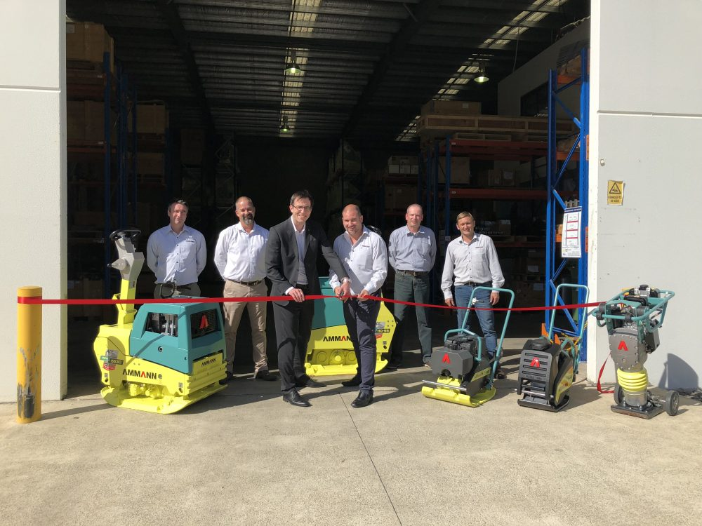 Ammann Australia expands