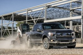 Ford F-150 the Favourite vehicle of America's Military