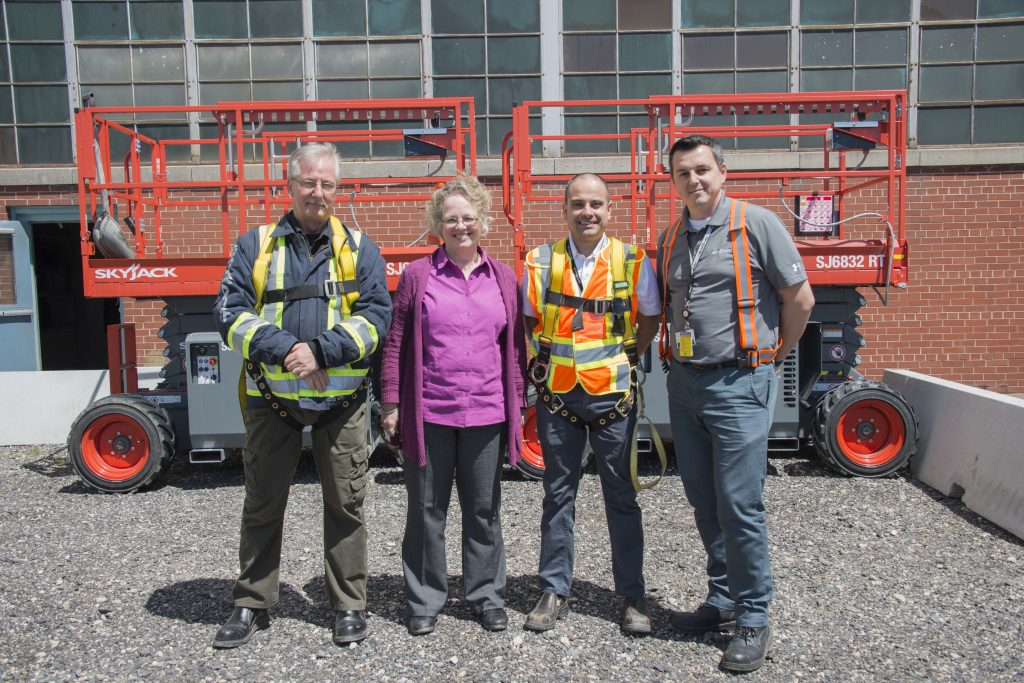 Skyjack supports Construction Safety Week