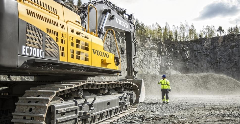 Volvo Construction explores the future of Mining with Off-Highway Research