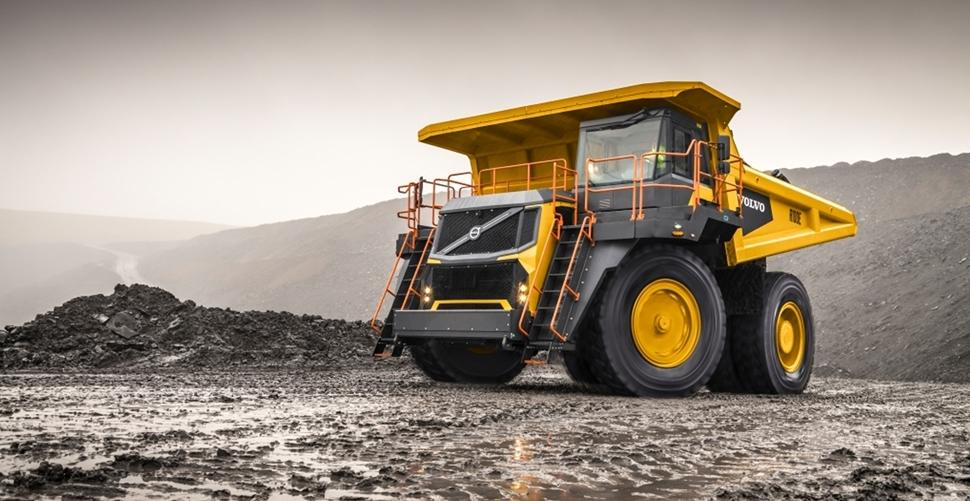 Volvo Construction Equipment, King of the Mine
