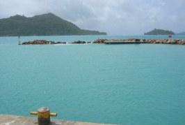 European Investment Bank funds Seychelles main harbour expansion