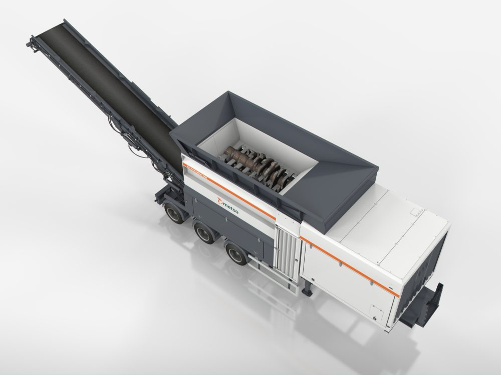 Meet Metso and their waste recycling equipment at IFAT China