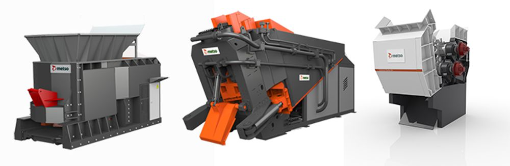 Recycle with Metso sustainable solutions for metal and waste recycling at IFAT 2018
