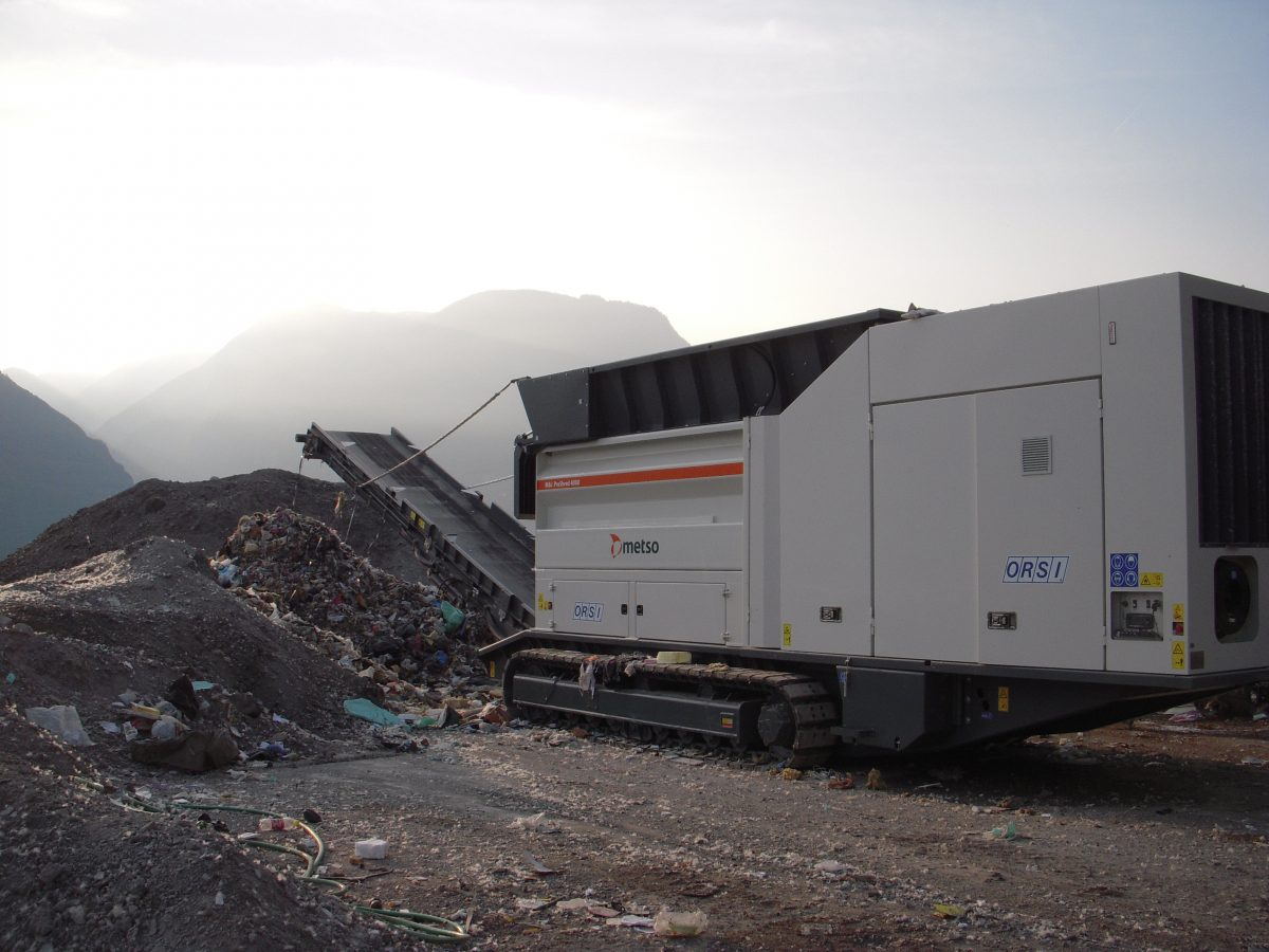Digital Metso Metrics solution for waste recycling to be launched at IFAT Germany