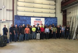 ADM promotes US Manufacturing Industry during I Make America event