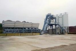 Ammann CBS 105 Elba concrete mixing plant heads to the Hauts-de-France region