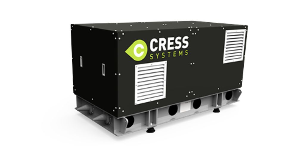ProwESS allows container terminals to capture, store and reuse energy from handling equipment