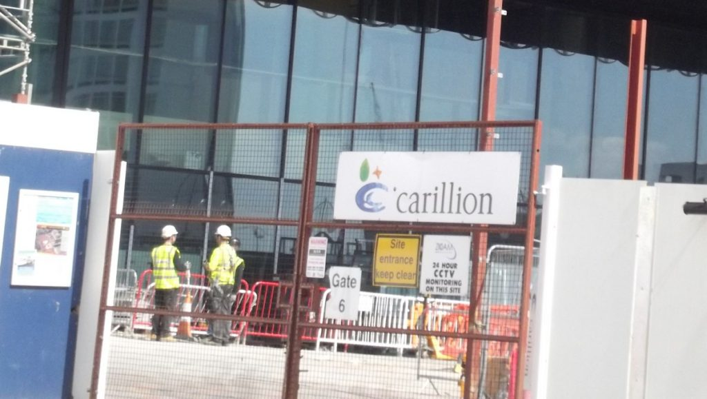 Carillion - Photo by Elliott Brown
