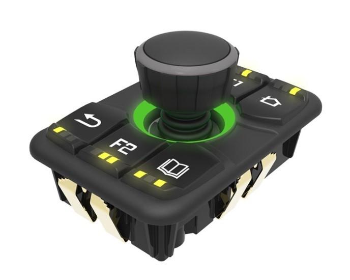 Grayhill's next generation MMI Controller.