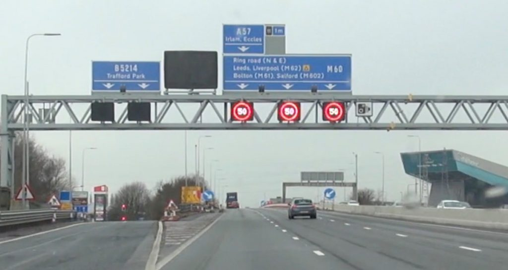 Majority of UK drivers are concerned about Smart Motorway safety