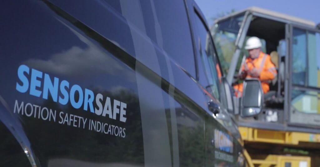 GKD Technologies featuring the SensorSafe Rail Range at Rail Live