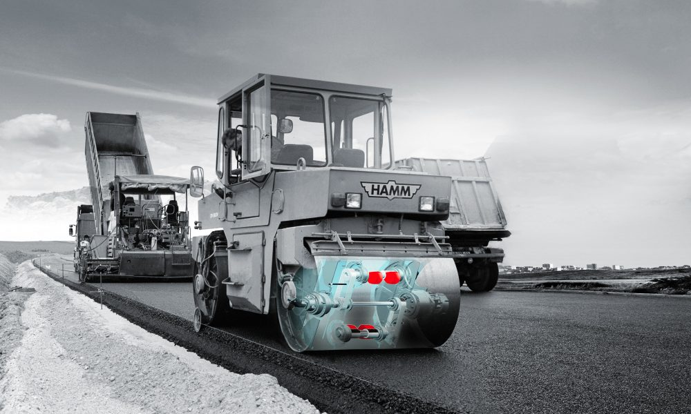 HAMM – a pioneer since 1878 – made oscillation compaction market-ready in the 1980s and has constantly continued to refine it since then.