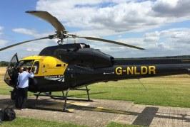 Paddington Station 24/7 features Network Rail's aerial survey team