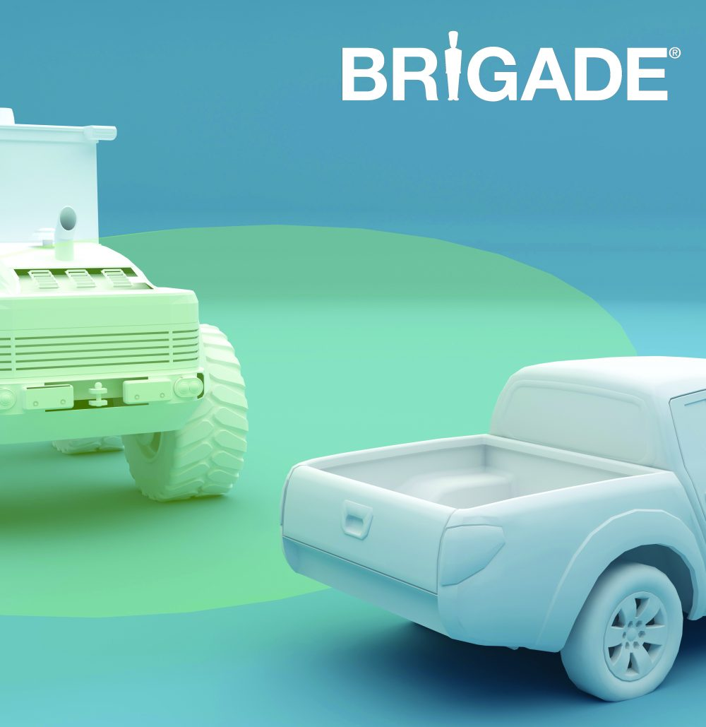 Brigade showcases new Radar for construction OEM and specialist applications