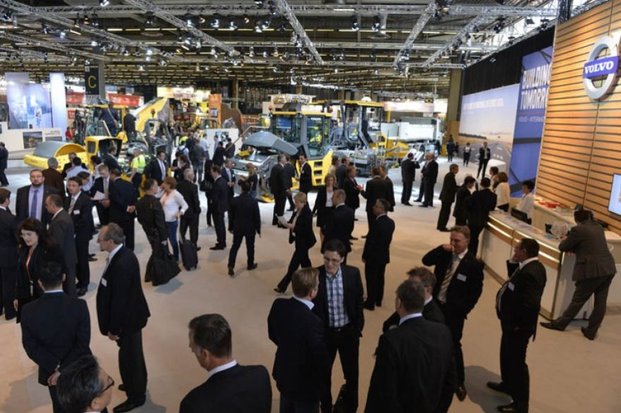 The 2018 edition of the international exhibition for construction and infrastructure was a lively and vibrant event, confirming the growth perspectives of a sector driven by innovation and which has set its sights firmly on the future.