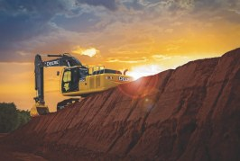 John Deere adds Grade Guidance to 210G LC Excavator and updates 130G – 470G LC models
