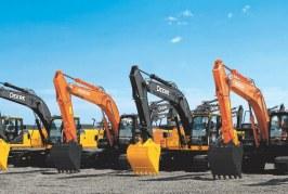 Deere-Hitachi Joint Venture celebrates 30 years of Construction Equipment