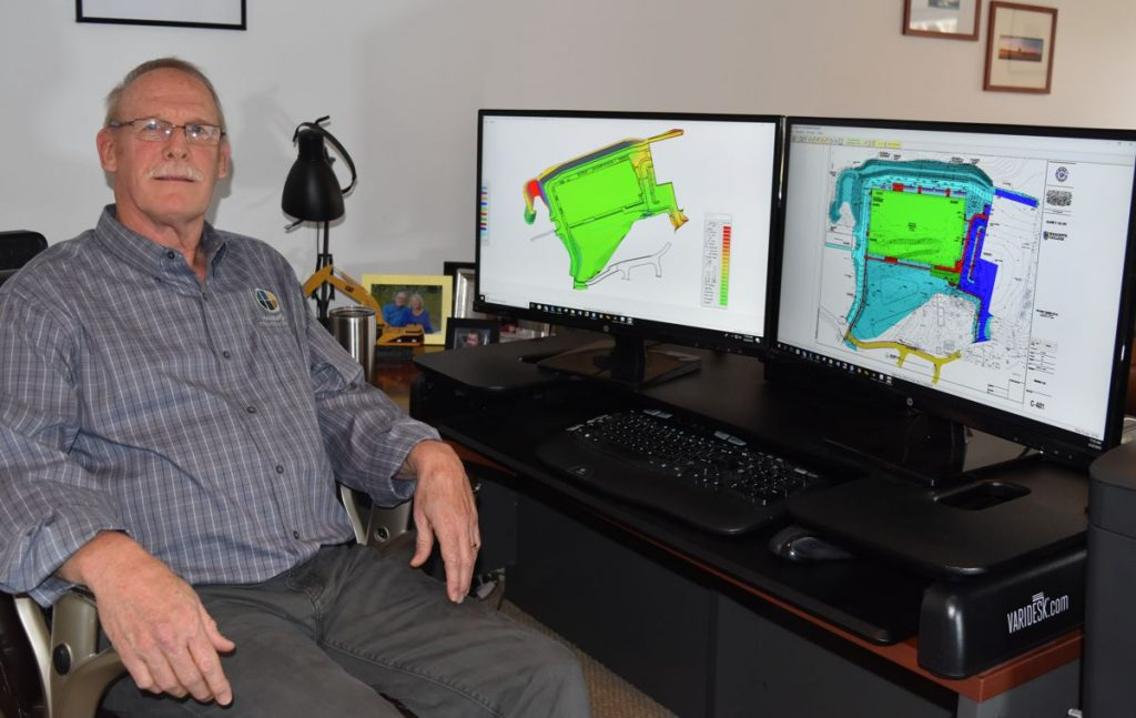 Jim Hammond founder of Hammond Estimating & Consulting, based in Canandaigua, New York.