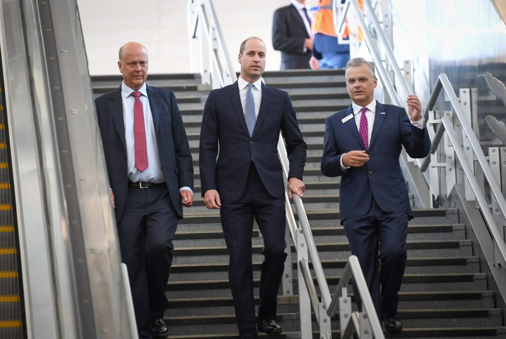 Royal opening for London Bridge Station offers 'Transformation in Passenger Experience'