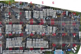 Drone technology for Asset Inventory Management