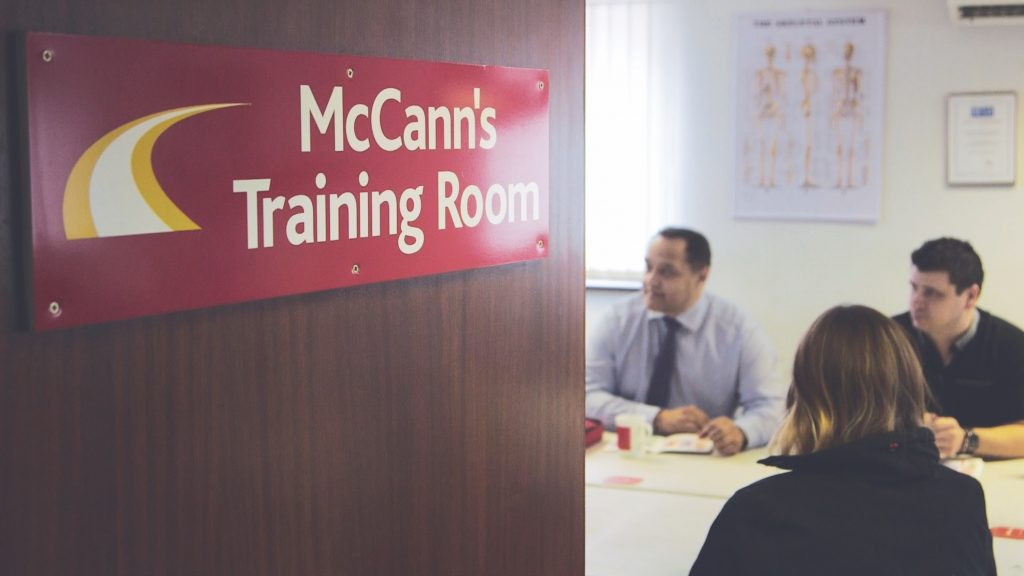 McCann leading the way on Highways England Health and Safety Passport scheme
