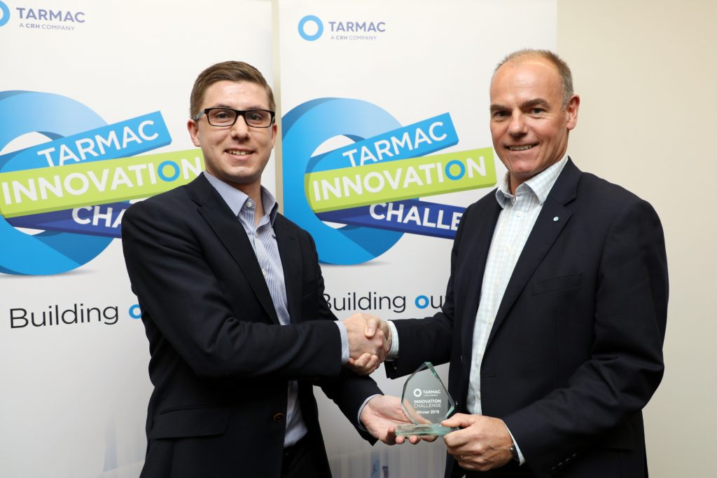 Tarmac Innovation Challenge celebrates supplier collaboration
