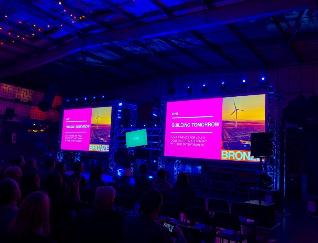Volvo's Building Tomorrow movie scoops Brand Film Festival award