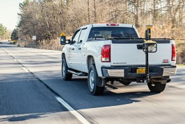 Road Resurfacing Simplified – Critical data collected at highway speed