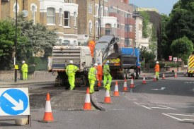 UK Highways Industry and Road Safety Groups call for cut in road works