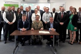 UK's biggest road upgrade first project to commit to Armed Forces Covenant