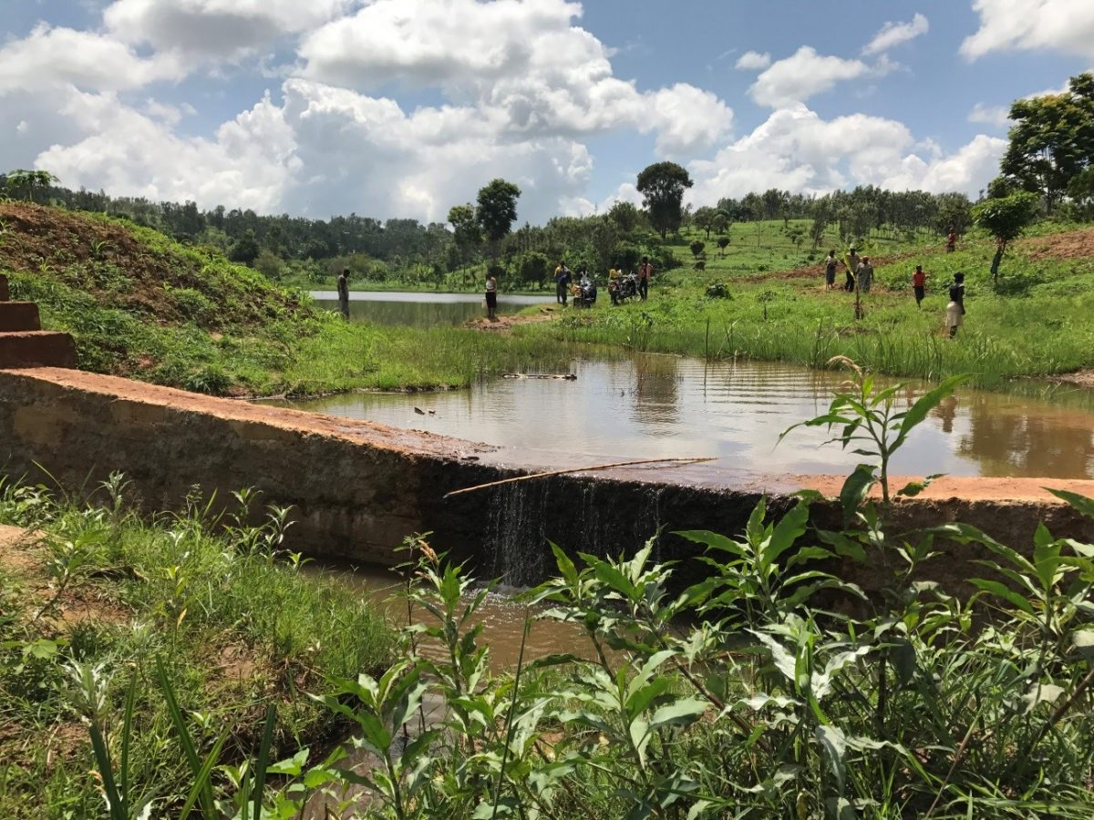 Sacyr Foundation collaborates with NGOs to supply water in Makuyu, Kenya