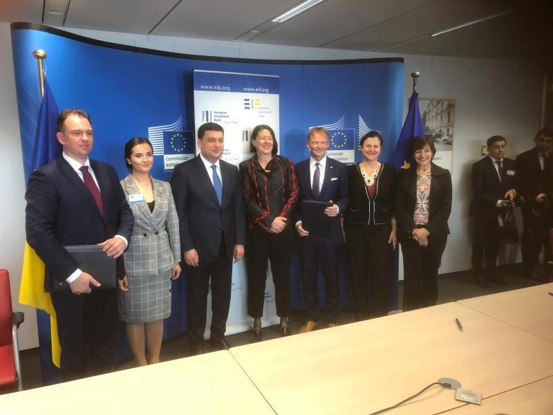 European Investment Bank supports upgrade of energy and road infrastructure in Ukraine