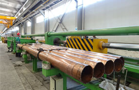 Shihang China is now the Copper Nickel Pipe supplier for top 500 brand companies