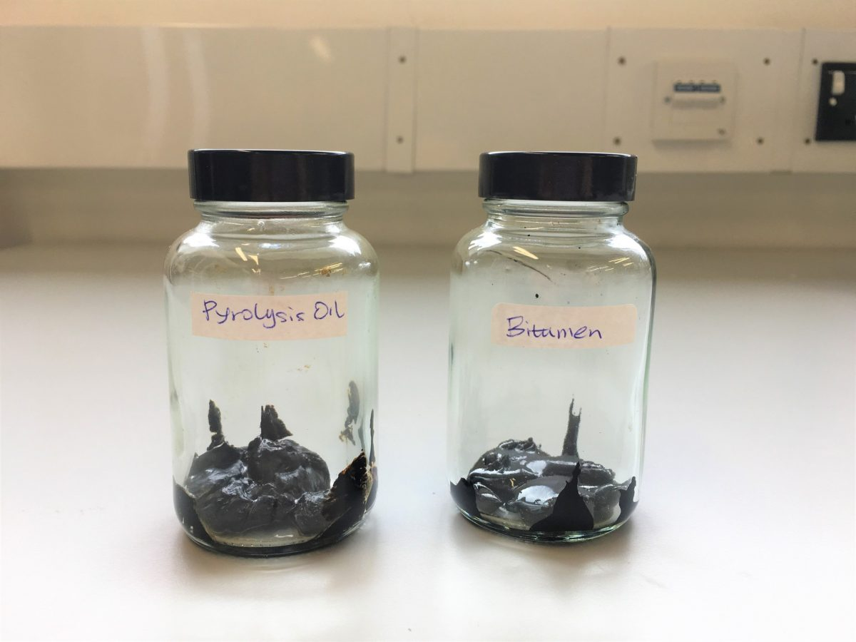 Scientists invent Bio-Bitumen to pave roads using plastic and other