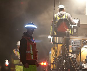 The Halo comes to Britain to protect construction workers
