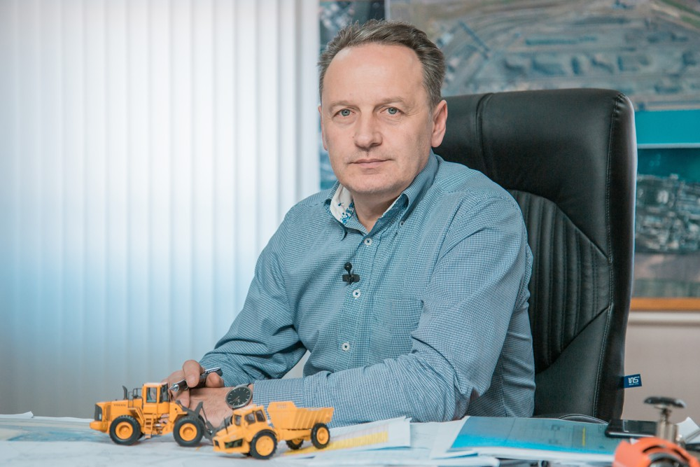 Oleg Sologub, chief engineer at TIS Group.