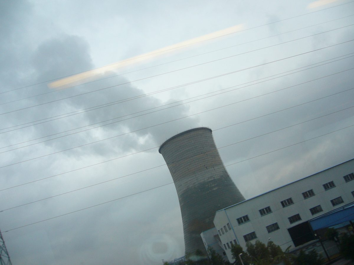 MITs satellite monitoring of Chinas sulphur emissions from power plants shows reductions
