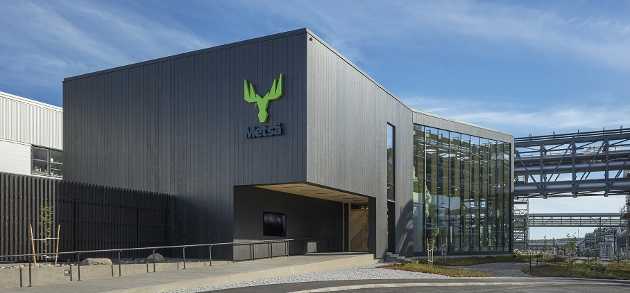 The Pro Nemus visitor centre is a showcase of engineered wood construction