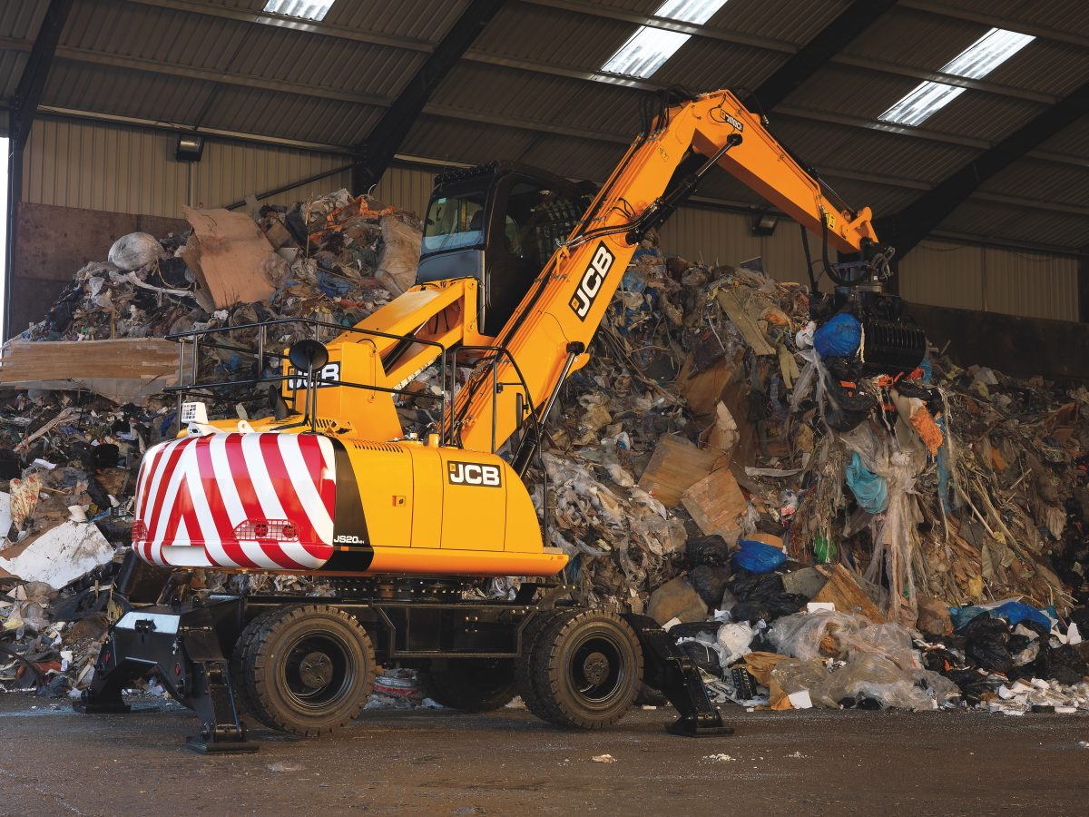 Wastemasters Hire opts for JCB Yellow with latest equipment procurement