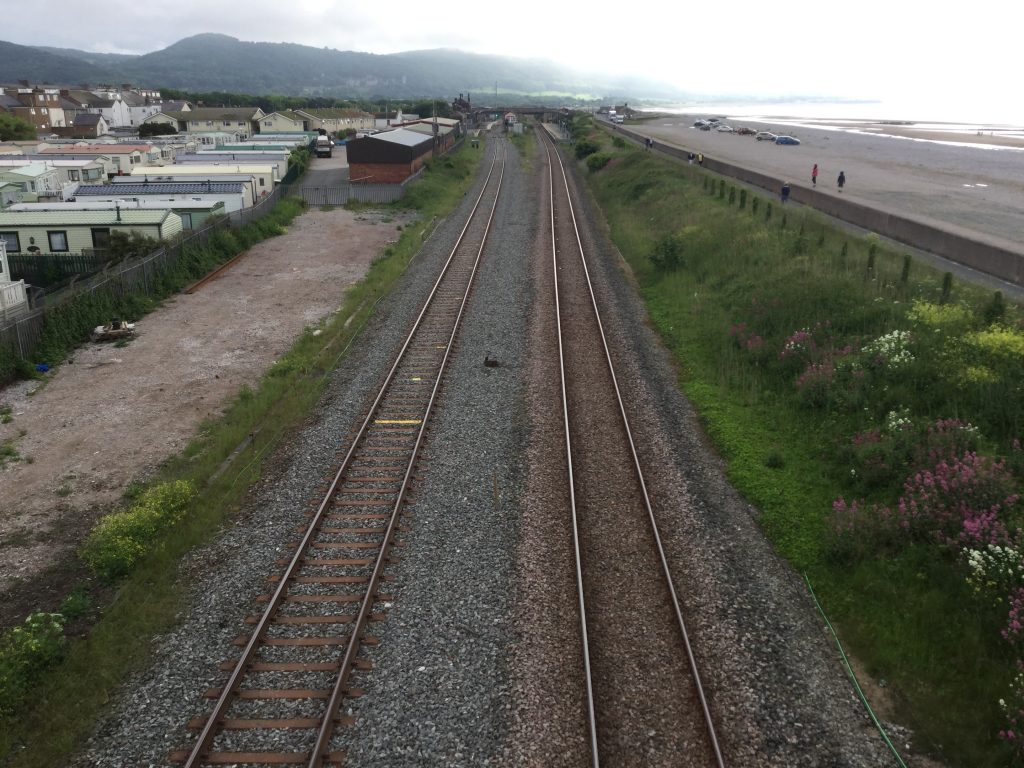 Abergele in North Wales gets a £50m track upgrade