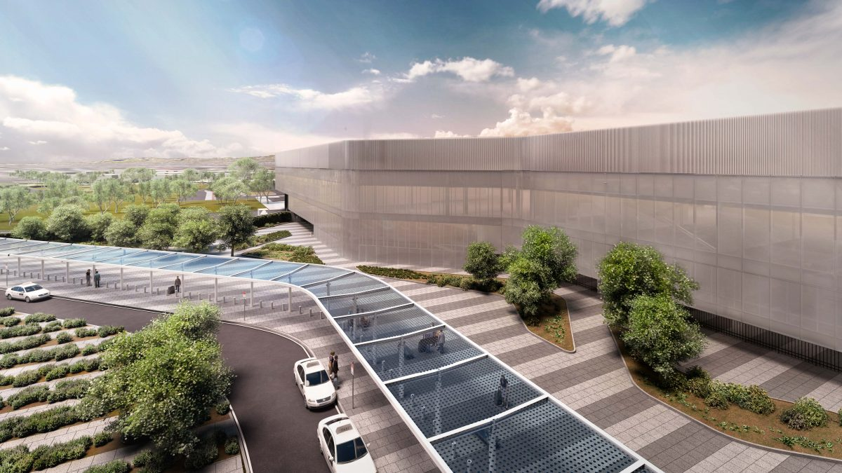 Green light for Adelaide Airport terminal expansion