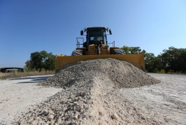 New Cat 814K Wheeled Dozer delivers comfort, efficiency and serviceability